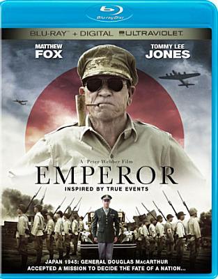 EMPEROR BY JONES,TOMMY LEE (Blu-Ray)