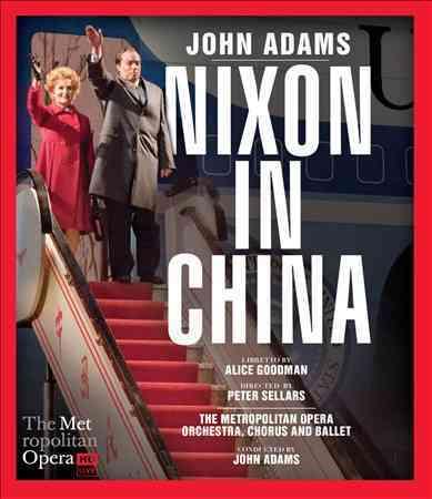 NIXON IN CHINA BY ADAMS,JOHN (Blu-Ray)
